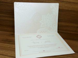 Convite de Casamento Granja Julieta