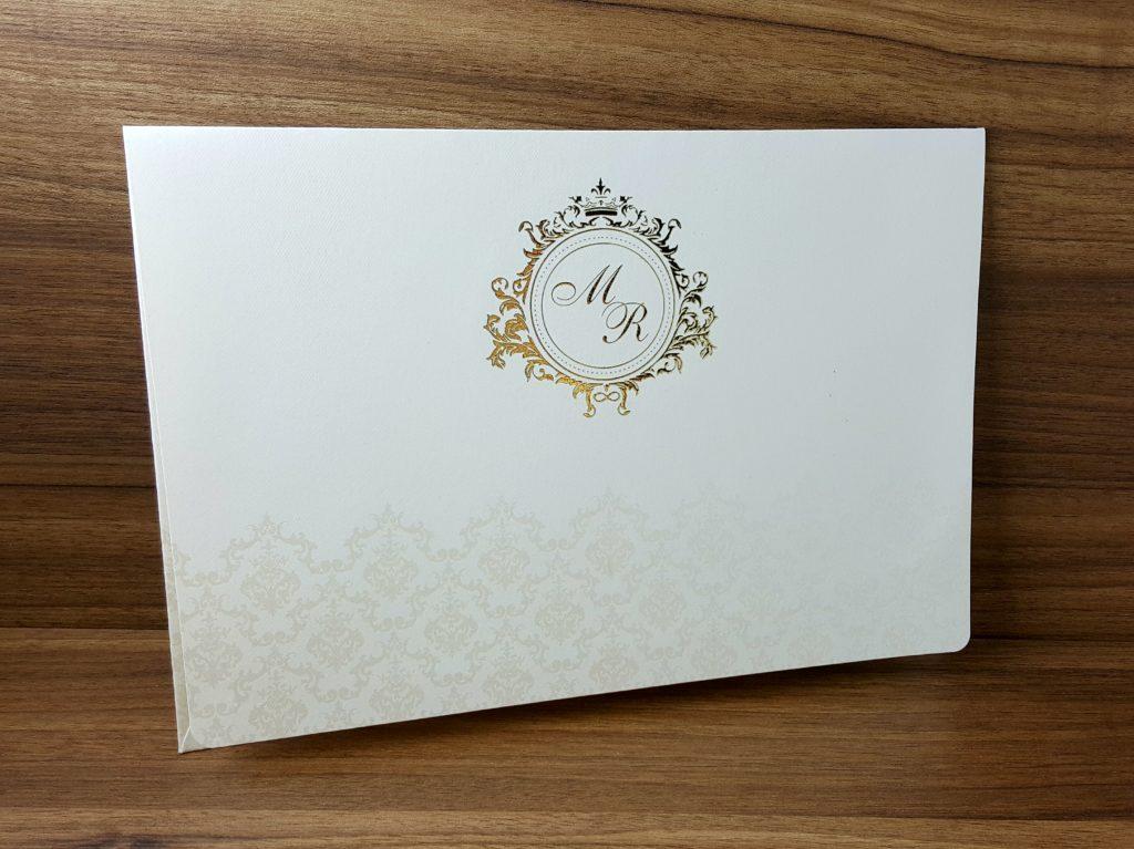 Convite de Casamento SP2