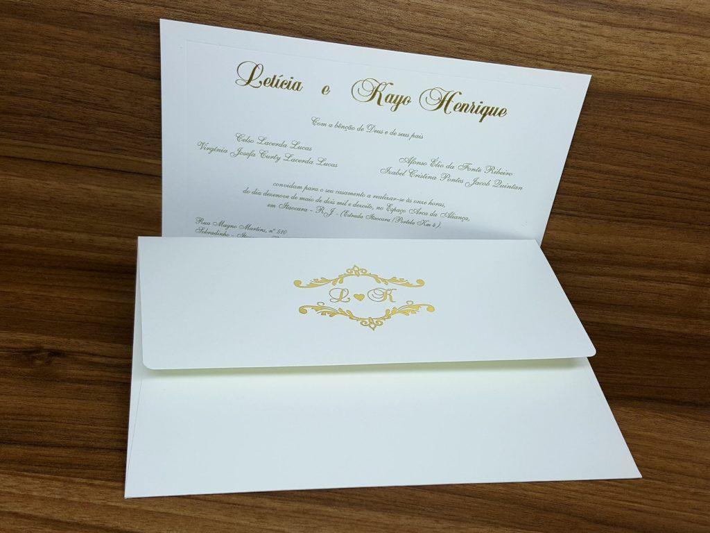 convite para casamento Guarulhos